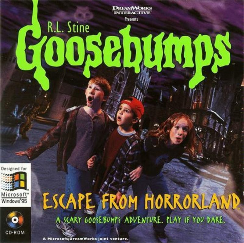 Escape from Horrorland on PC