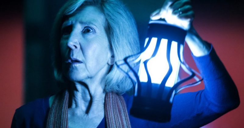 insidious chapter 4 lin shaye halloween horror nights